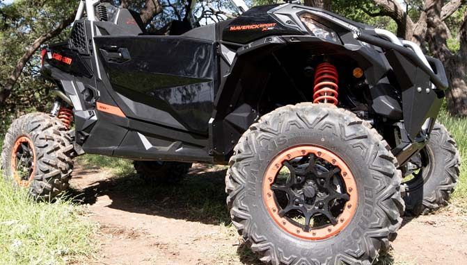 The Best Can-Am Maverick Wheels for Next-Level Performance