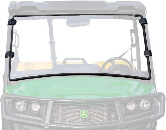 SuperATV John Deere Gator Front Windshield