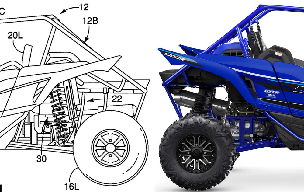 Yamaha YXZ1000R Comparison