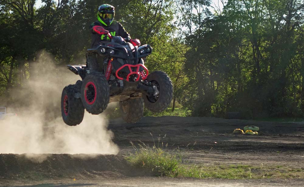 2021 Can-Am Renegade 1000R X XC Jump
