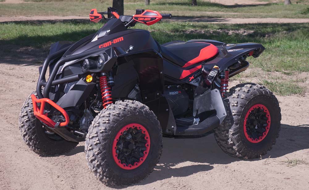 2021 Can-Am Renegade 1000R X XC Beauty