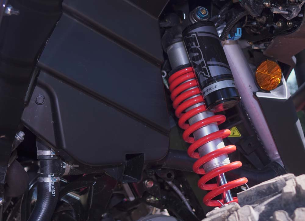 2021 Can-Am Renegade 1000R X XC Shock