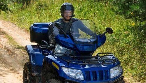 Best ATV Windshield Options