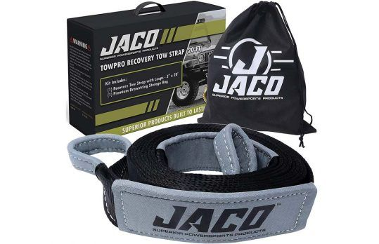 JACO 4x4 TowPro Recovery Tow Strap