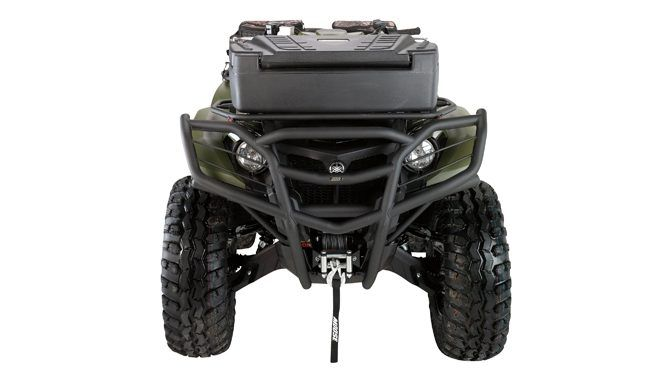Moose Utility Division Front Bumper ATV
