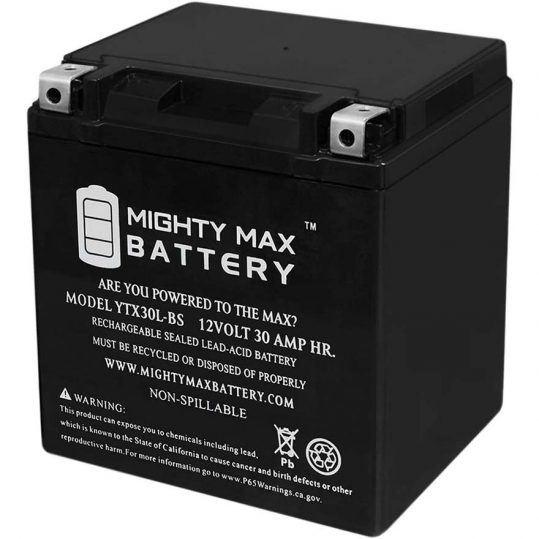Mighty Max Sealed Lead Acid Battery