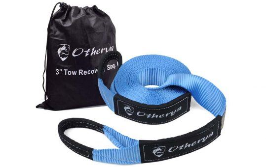 """Otherya 3"""" x 30' Recovery Tow Strap"""