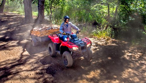 Best ATV Cart Options for Hauling