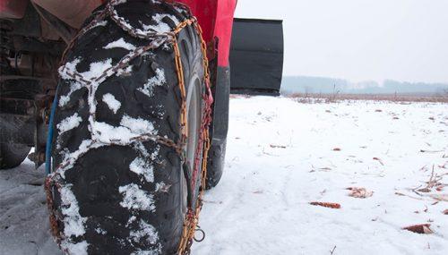 Best ATV Tire Chains for Frozen Trails