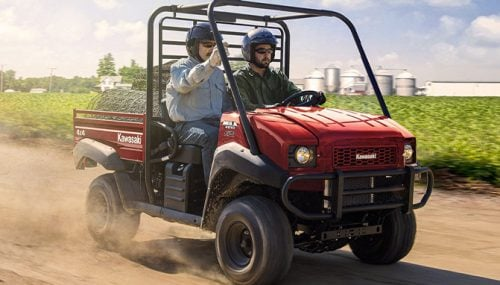 Best Kawasaki Mule Tires
