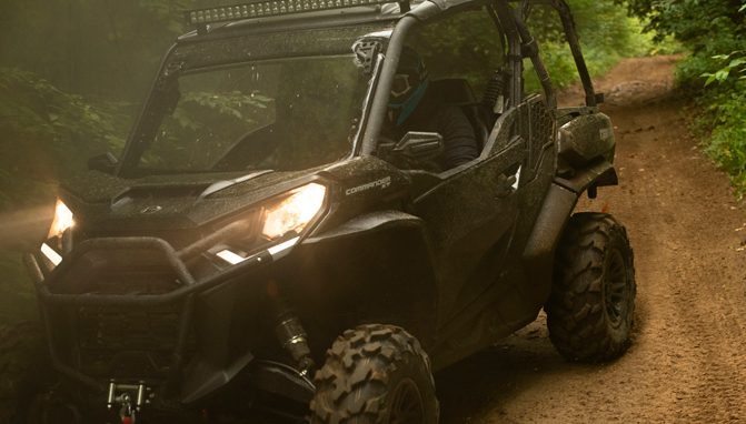 Best Can-Am Commander Windshield Options