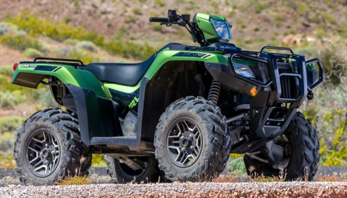 So You Just Bought an ATV…Here's the Gear and Accessories You Need