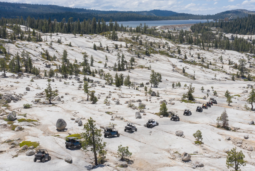 Rubicon Trail Action 1