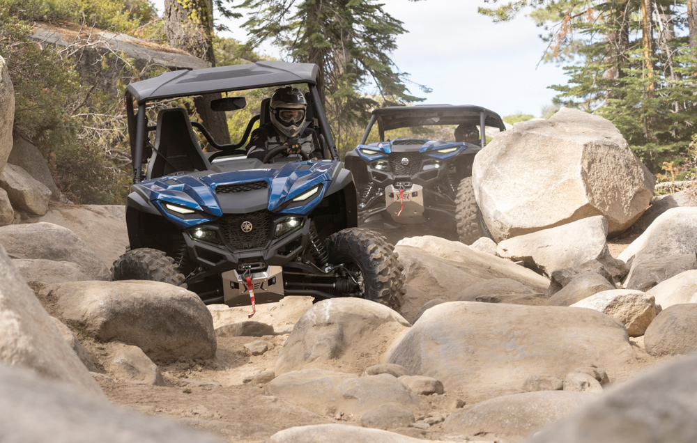 Rubicon Trail Action 3
