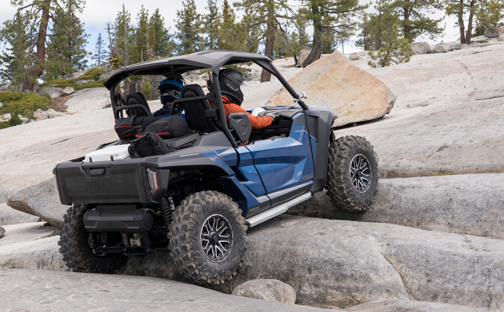 Rubicon Trail Action 4