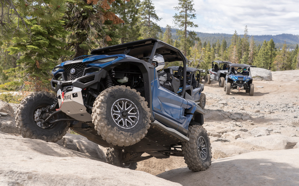 Rubicon Trail Action 5