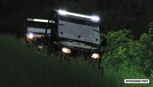 Moose Utility Division Light Bars Are Sleek, Simple, And Ready To Shine