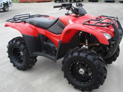 Cheap Vehicles For Sale >> 2008 Honda FourTrax Rancher (TRX420TM) For Sale : Used ATV Classifieds