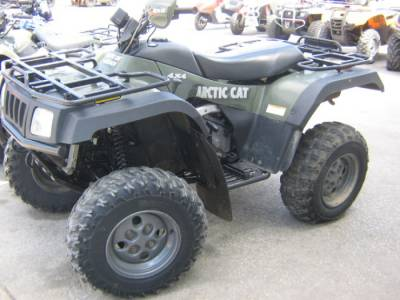 2004 Arctic Cat 400 4x4 For Sale Used Atv Classifieds