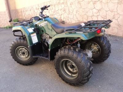 Utility Trailers For Sale Ontario >> 2006 Yamaha Bruin For Sale : Used ATV Classifieds