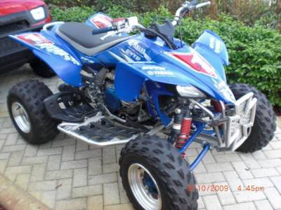 2007 Yamaha YFZ450 Bill Ballance Edition For Sale : Used ATV