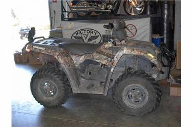2004 Bombardier Outlander Max Xt 400 For Sale Used Atv