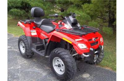 Can Am Outlander 800 >> 2006 Can-Am OUTLANDER MAX 800 For Sale : Used ATV Classifieds