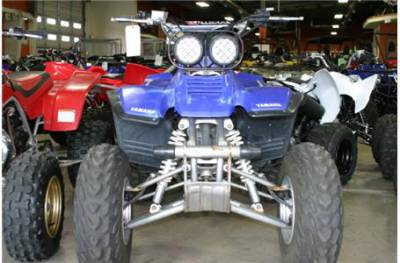 Yamaha Atv For Sale >> 2004 Yamaha WARRIOR 350 For Sale : Used ATV Classifieds