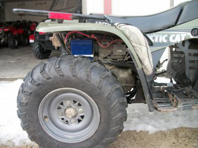 Used Honda Motorcycle Dealer >> 2002 ARCTIC CAT 250 2X4 For Sale : Used ATV Classifieds