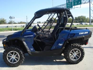 Can Am Commander For Sale >> 2012 Can Am Commander Ltd 1000 For Sale Used Atv Classifieds