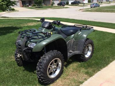 Honda Four Wheelers For Sale >> 4x4 Atv For Sale Near Me Howinsurancecar