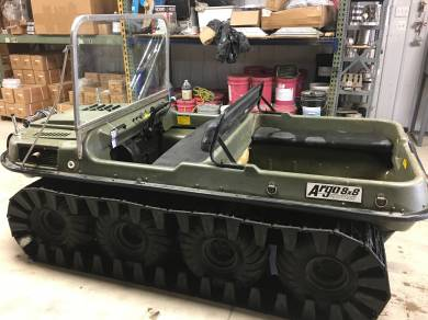 1996 Argo 8x8 Response For Sale Used Atv Classifieds