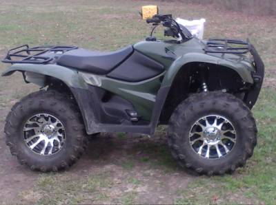 2010 Honda FourTrax Rancher For Sale : Used ATV Classifieds