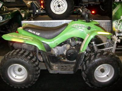 Atv For Sale >> 2006 Arctic Cat DVX 90 For Sale : Used ATV Classifieds