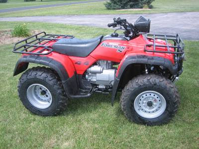 Used Honda Four Wheelers For Sale >> Used Honda Atv For Sale Honda Atv Classifieds