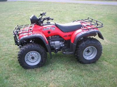 Used Trailers For Sale Ontario >> 2001 Honda Foreman S For Sale : Used ATV Classifieds