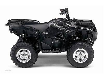 Metric To Standard >> 2008 Yamaha Grizzly 700 FI Auto. 4x4 EPS Special Edition ...