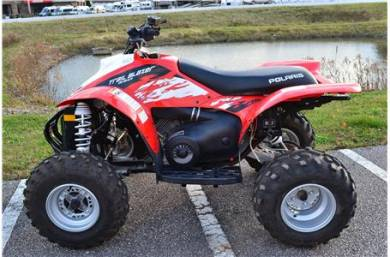 2008polaris Trailblazer manual