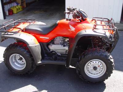 Honda Four Wheelers For Sale >> Used Honda Atv For Sale Honda Atv Classifieds