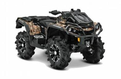 Can Am Outlander 1000 Xmr >> 2013 Can-Am OUTLANDER 1000 XMR CAMO For Sale : Used ATV Classifieds