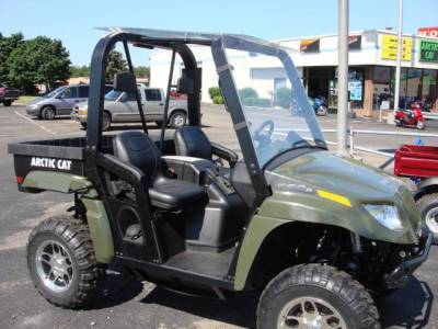 2007 Arctic Cat 650 H1 Prowler Xt For Sale Used Atv