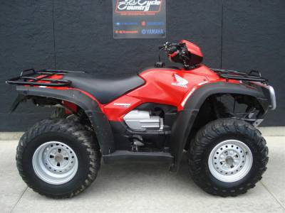 2006 Honda FourTrax Foreman 4x4 ES (TRX500FE) For Sale ...