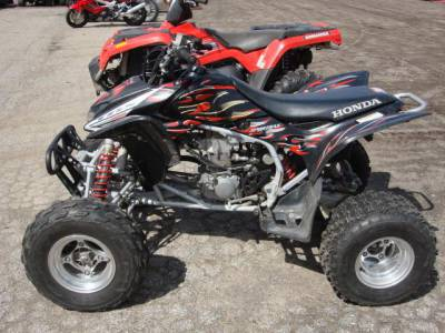 2005 Honda TRX450R For Sale : Used ATV Classifieds