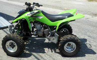 2003 kawasaki kfx 400 for sale used atv classifieds. Black Bedroom Furniture Sets. Home Design Ideas
