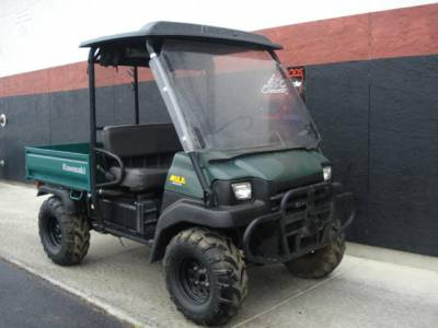2007 Kawasaki Mule 3000 For Sale Used Atv Classifieds