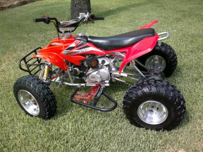 Honda 4 Wheeler For Sale >> 2006 Baja Storm 125 For Sale : Used ATV Classifieds