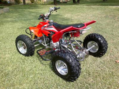 Used Honda Four Wheelers For Sale >> 2006 Baja Storm 125 For Sale : Used ATV Classifieds