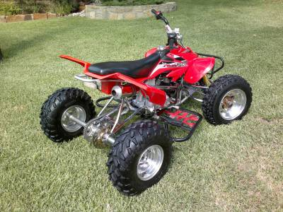 2006 Baja Storm 125 For Sale : Used ATV Classifieds
