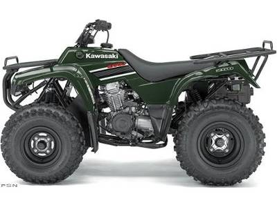 kawasaki bayou   sale  atv classifieds