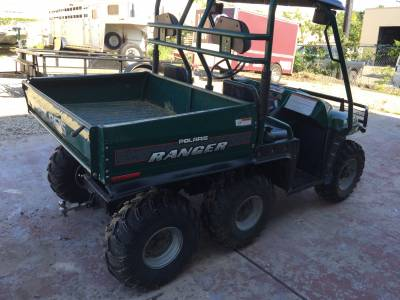 2001 Polaris Six Wheel Ranger For Sale Used Atv Classifieds